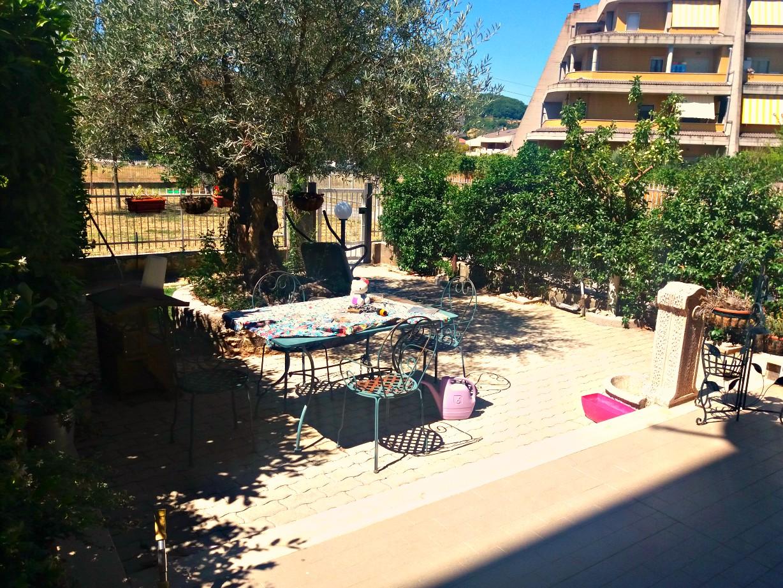 Rieti : Campoloniano : Appartamento con giardino di 60 Mq (Rif.1950)