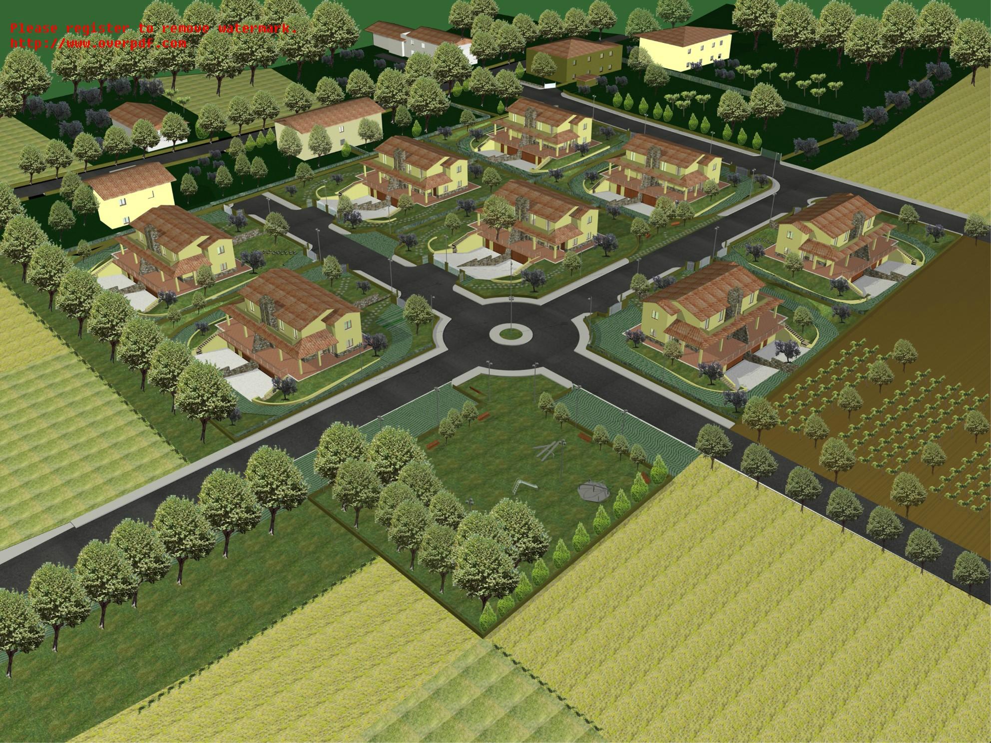 Rieti-Rivodutri: Terreno edificabile per 16 villette(Rif.1975)