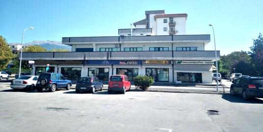 Rieti – V.de juliis – Locale commerciale locato(Rif.2024)