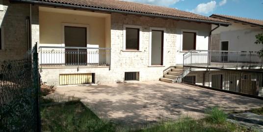 Rieti-Zona residenziale:Appartamento con giardino nuova costruzione(Rif.2081)