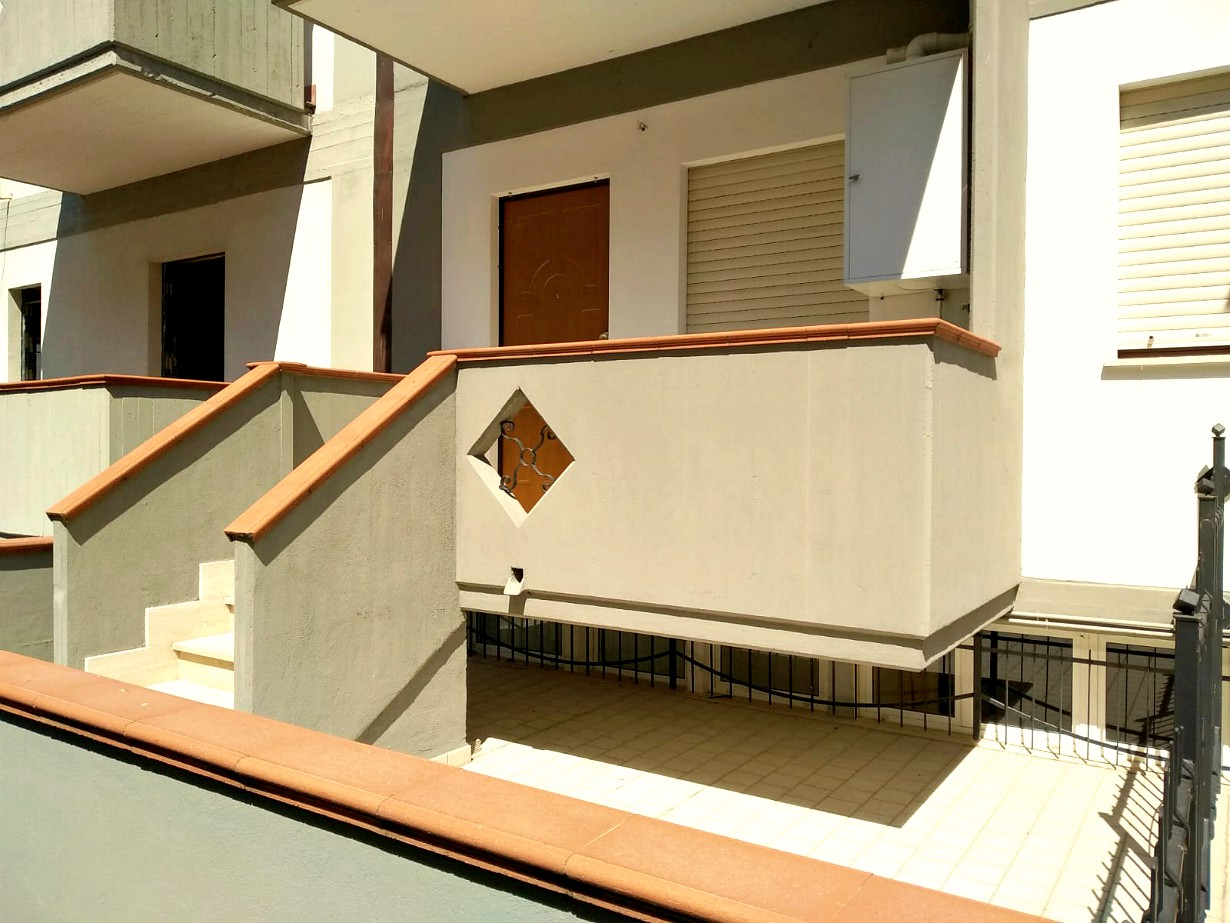 Appartamento con ingresso indipendente a Quattrostrade (Rif.2094)