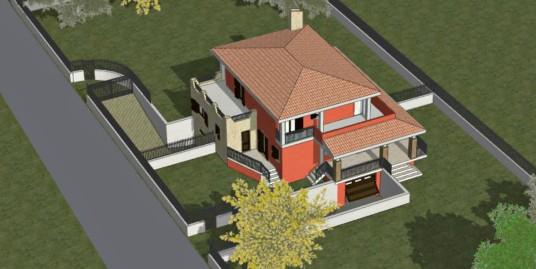 S.Rufina:terreno edificabile per 5 villette(Rif.2110)