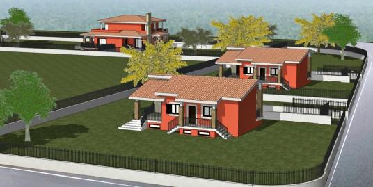 S.Rufina:terreno edificabile per 4 villette(Rif.2112)