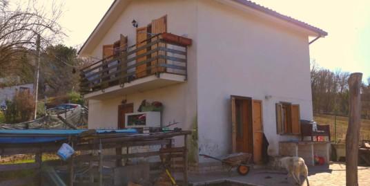 Casa indipendente completamente ristrutturata a Cantalice