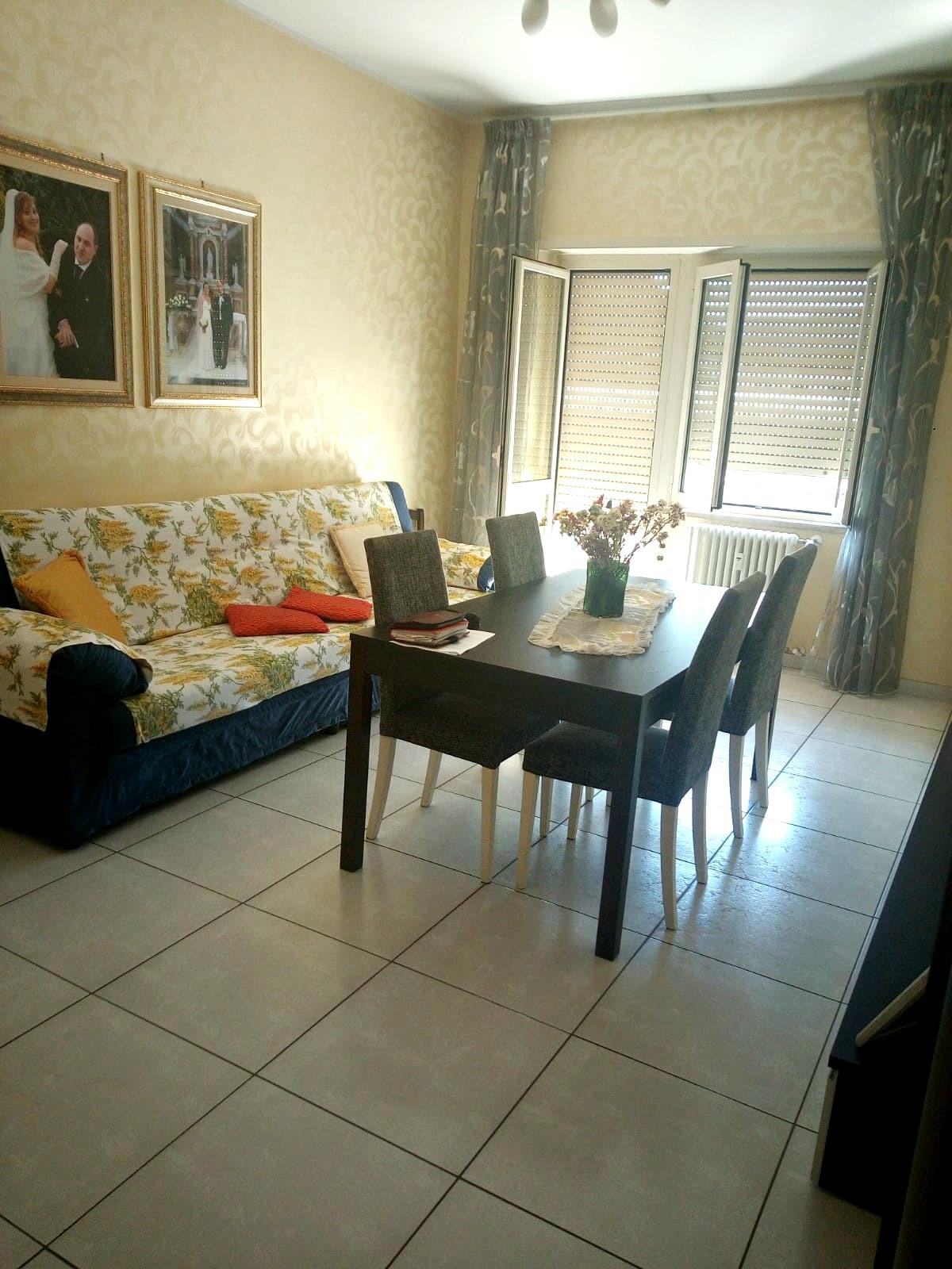 Rieti-Città Giardino: Appartamento due camere (Rif.2154)