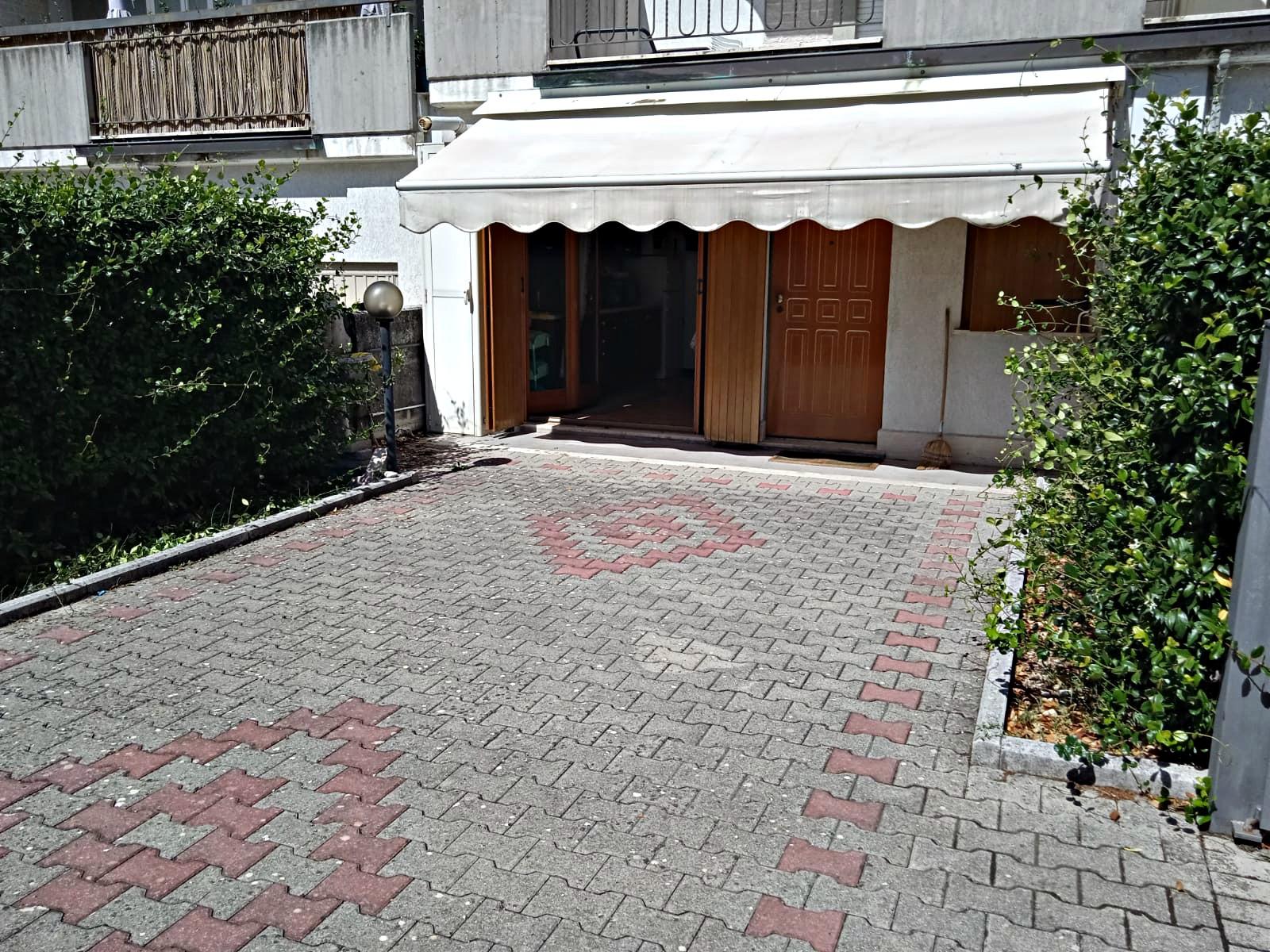 Rieti-Campoloniano:appartamento con corte privata(Rif.2168)