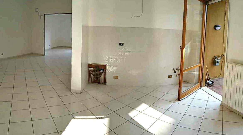 salone e cucina