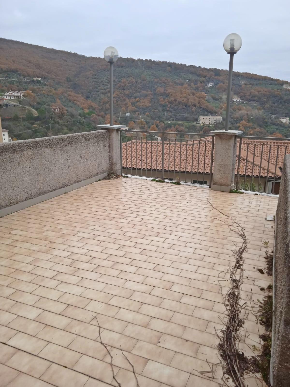 Casaprota: Bilocale con terrazzo panoramico (Rif.2197)