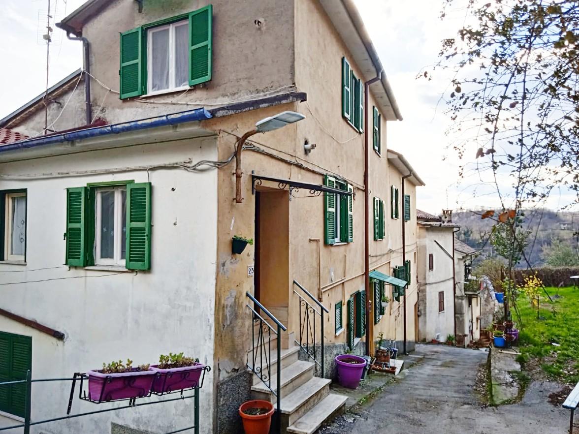 Rieti-Lisciano: Appartamento su due livelli (Rif.2209)
