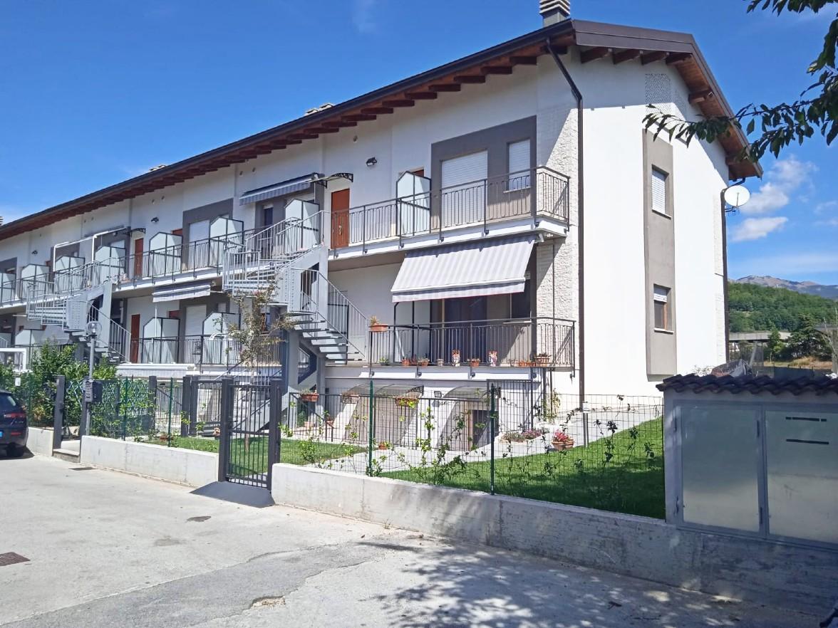 Rieti-Vazia:Nuova costruzione con giardino privato(Rif.2261)